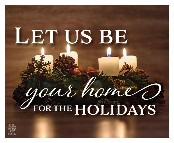 ELCA Christmas Invite - Candles 2016