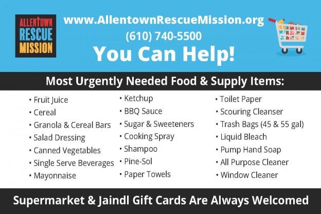 Food-supply-items-list